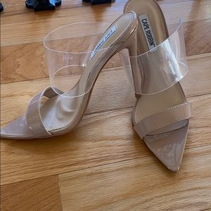 JLUXLABEL never worn before heels